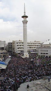 Syria Protests 2011